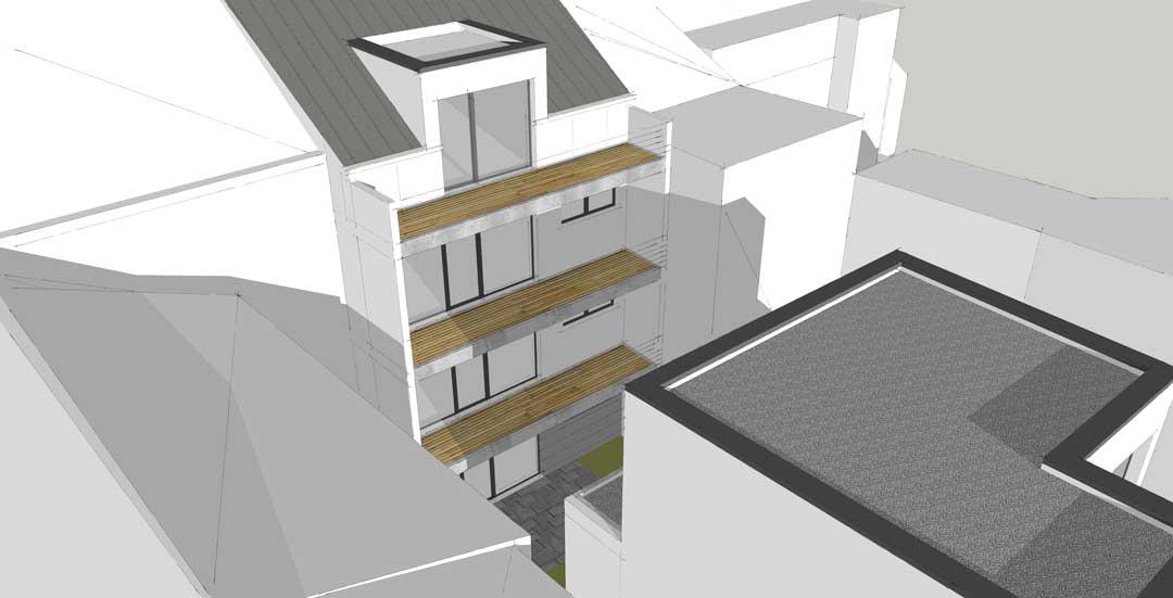 Eigentumswohnungen in Euskirchen als Neubau von Articum - Projektentwicklung.