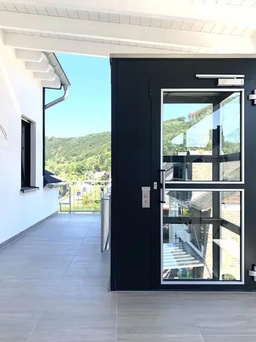 Fahrstuhl Eigentumswohnung in Koblenz Lay.