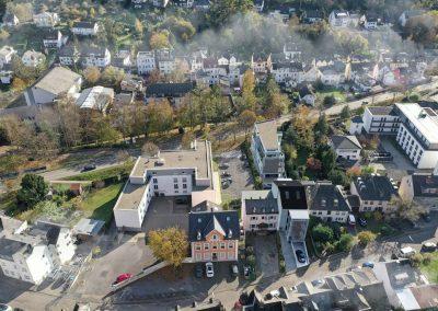 Eigentumswohnungen in Vallendar Luftbild
