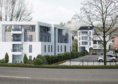 Moderne Eigentumswohungen in Vallendar.